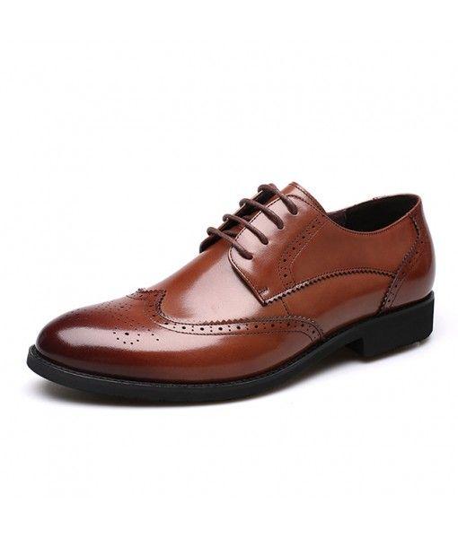 Custom Formal Shoes For Men Genuine Leather Men Shoes