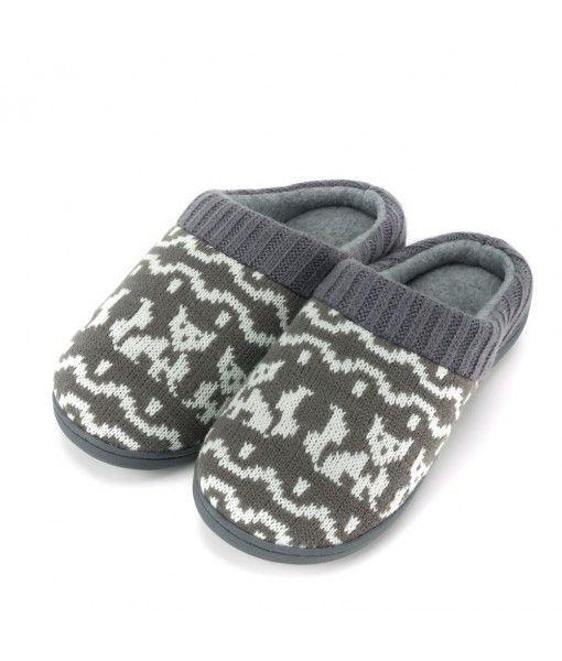 Attractive Design Warm Unisex Fur Cheap Slippers
