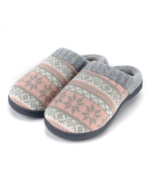 Attractive Design Warm Women Ladies Fur Slippers