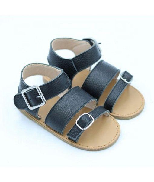 Children Summer Beach Buckle Strap Kid Hard Sole Child Sandals
