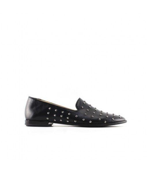 Design Flats Custom Female Footwear fashion rivet Womens Shoes Flats